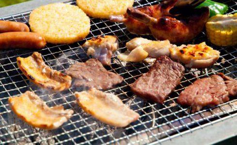 BBQとDIY